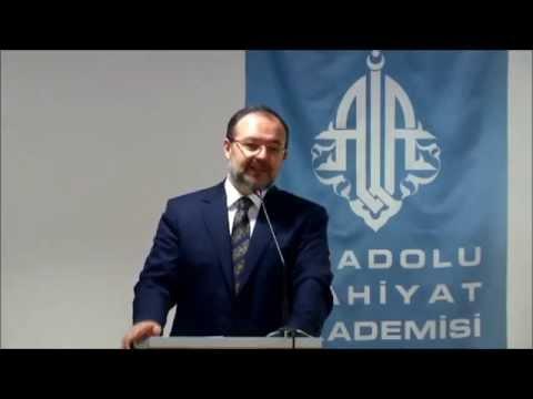 Prof. Dr. Mehmet Görmez '' ÂLİM KİMDİR? ''