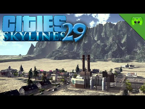 CITIES SKYLINES # 29 - Die Sache mit den Richtlinien «» Let's Play Cities Skylines | HD60