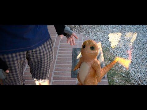 國外粉絲做的寶可夢真實版影片!