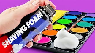 Video 3 INSANELY COOL CRAFTS FOR ARTSY KIDS MP3, 3GP, MP4, WEBM, AVI, FLV Agustus 2019