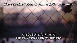 John Legend & Lindsey Stirling   All Of Me  מתורגם