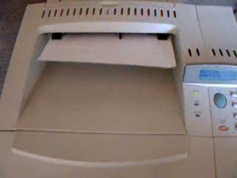 Laserjet 4000t DP10