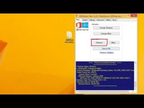 KMSAuto Net 2016 v1 4 2 Portable Activer Windows  & Office