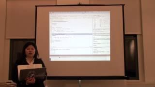 NYC Open Data Meetup Hadoop Workshop II (video Camera)