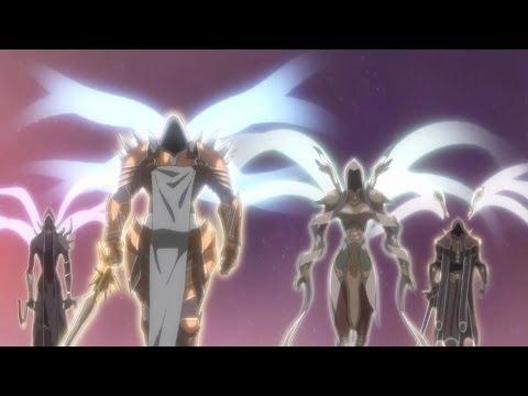 Diablo III - Wrath Animated Video
