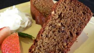 How to make Eggless Dates&Walnut Cake Recipe