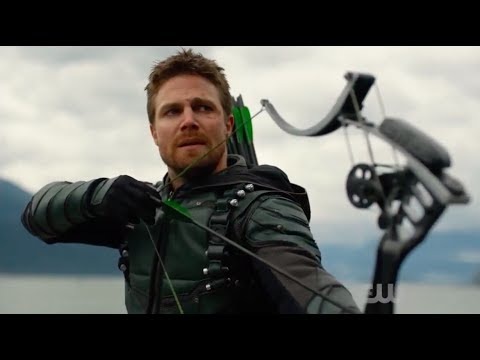 Arrow - Season 5 - Top 10 Moments
