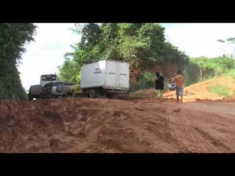 Rodovia Transamazônica: Atoleiros deixam motoristas dias parados