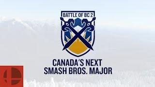 Battle of BC 2 Tournament Hype Trailer ft. Locus   SSBM / SSB4