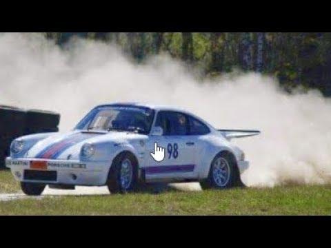 [50p] Porsche 911 Carrera Rally 3.0 RSR Rally by Nordslingan Bil AB in Eskilstuna, Sweden