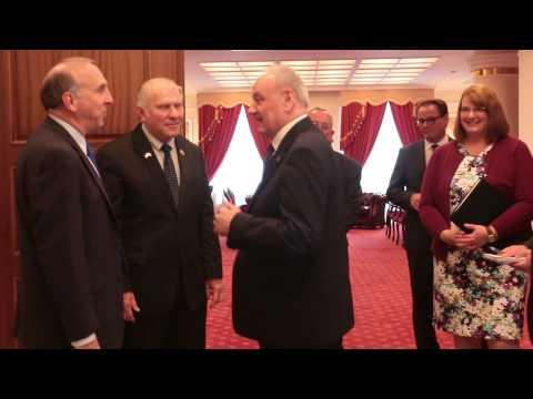 Congresmanul american Steve Chabot a reiterat sprijunul Statelor Unite pentru Republica Moldova