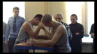 Всероссийская военно-спортивная игра «Кадеты России»