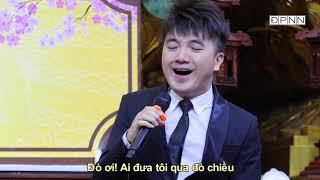 Ca khúc: Gọi đò - Dương Ngọc Thái hát trong khóa tu tại chùa Giác Ngộ 14-04-2019