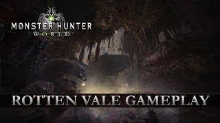 Monster Hunter: World — геймплей в Гнилой долине