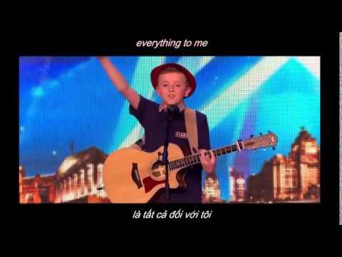 Cậu bé 12 tuổi gây bão tại Britains Got Talent