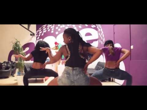Whine & Kotch - Dancehall choreo by JIGGY HEYCREW / GREG COPHY / QUEENSY & M'DY BLAZIN