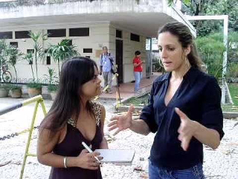 Watch video Síndrome de Down: Fernanda Honorato entrevista