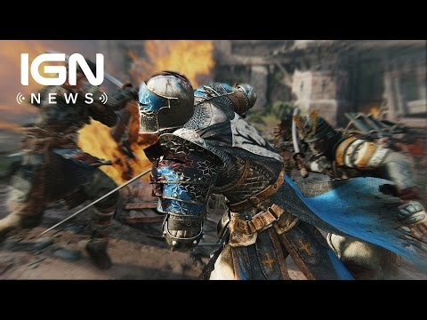 For Honor Closed Beta Start Date Announced - IGN News (видео)