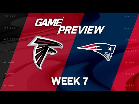 Video: Atlanta Falcons vs. New England Patriots | Week 7 Game Preview | Move the Sticks