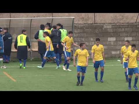 Campionato di Eccellenza 2018/19 Capistrello - Martinsicuro 5-1