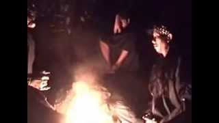 Real Ghost Appears On  Magic Ritual Indonesia
