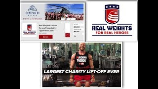 """DONATE HERE! https://fundraising.semperfifund.org/TigerFitnessTigerFitness.com Hosting Event August 19 to Raise Over $50k For Semper Fi Fund INC. 500 CMO Marc Lobliner hosting event full of fitness celebrities, big lifts, and even bigger hearts Loveland, OH, June 30, 2017– TigerFitness.com will be hosting an event at Powerstation Gym in Middletown, OH on August 19, 2017 hoping to make it the biggest fundraiser in the history of the fitness industry-- donating over $50k to the Semper Fi Fund!""""This is a chance to bring the Ohio community together alongside people from around the world to celebrate fitness and unity while raising 10's of thousands of dollars for the heroes that risk their lives everyday to keep us safe and keep America free. It is an honor to do this alongside the biggest names in fitness to show that we not only have big muscles, but we have big hearts and will do all we can to support our brave service men and women.""""Everyone is invited to visit, donate or compete. The event will include:From 10am-12pm: Contests!--Deadlifts 2x bodyweight for reps --Bench bodyweight for reps *All contests will have one for men and one for women. We are looking for prize donations for each of the 4 contests winners12pm-4pmOpen lift for everyone 4pmSilent  auction to raise money. We are accepting donations for this as well. There will be a $20 donation for entry into the event and to compete, it's $100 donation. People will prepay their donation in advance at https://fundraising.semperfifund.org/TigerFitness and bring a screenshot or printout of their receipt. NOBODY IS GETTING ANY MONEY OR ANY REIMBURSEMENT! Powerstation is donating their gym and TigerFitness.com is paying for the setup of this event. For information about donating prizes for the competition or becoming a sponsor, please email marc@tigerfitness.com. You may donate without attending—please send donations to https://fundraising.semperfifund.org/TigerFitness.TigerFitness.com provides every one of our cust"""