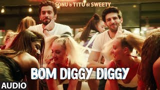 Video Bom Diggy Diggy  (Full Audio) | Zack Knight | Jasmin Walia | Sonu Ke Titu Ki Sweety MP3, 3GP, MP4, WEBM, AVI, FLV April 2018