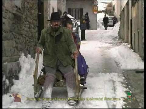 Inverno a Forni di Sopra