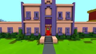 MONSTER SCHOOL | ENDO THE ENDERMAN ATTACKED | MINECRAFT XBOX