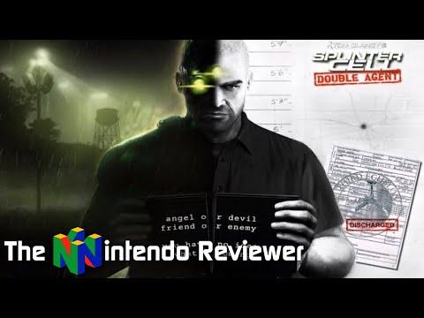 splinter cell double agent gamecube youtube