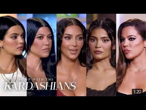 """""""Keeping Up With The Kardashians""""Reunion Official First Look