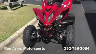 10. 2019 Yamaha Raptor 700se vs YFZ 450se