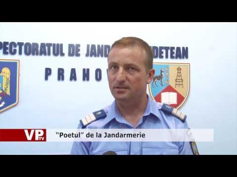 """""""Poetul"""" de la Jandarmerie"""