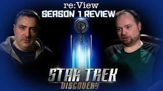 Video Star Trek Discovery Season 1 - re:View MP3, 3GP, MP4, WEBM, AVI, FLV Mei 2018