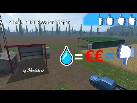 4 halls BEISER Water Trigger v1.0
