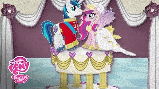 MLP: Friendship is Magic - 'The Royal Wedding' Ep. 1 Baby Flurry Heart's Heartfelt Scrapbook