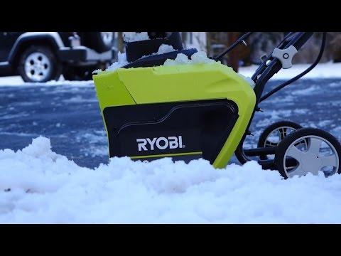 Ryobi 12AMP Electric Snow Blower