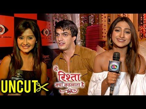 Naira, Kartik, Gayu Get Awards   Yeh Rishta Kya Ke