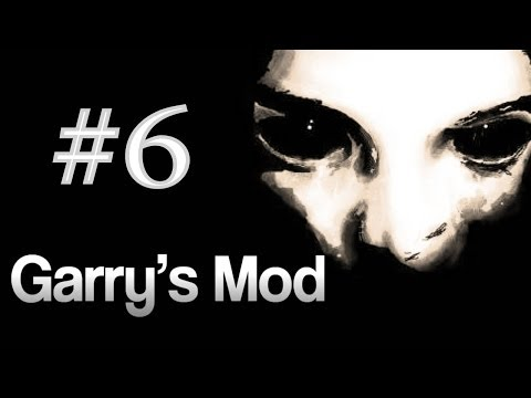 Garry's Mod #6. Снова в доме ужасов. Алекс, Паук, EASYNICK.