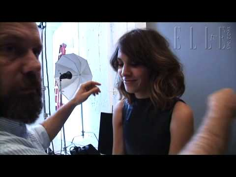Alexa Chung's November Elle Cover ShootAlexa Chung's November Elle Cover Shoot