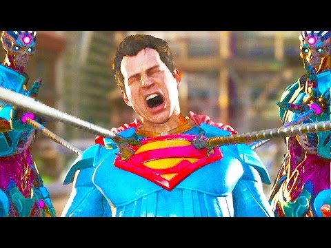 INJUSTICE 2 TOP 10 Most Brutal Super Moves