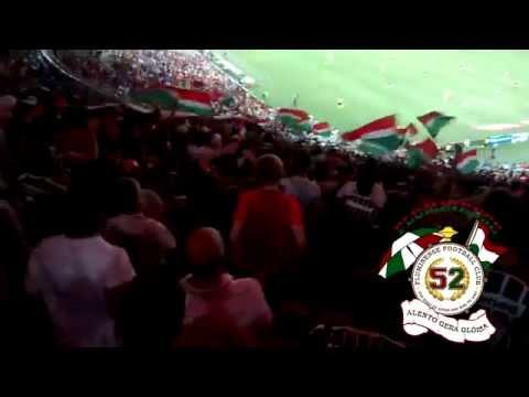 Bravo 52 - Fluminense X Flamengo - EURICÃO 2015 - O Bravo Ano de 52 - Fluminense