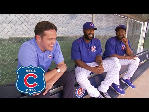 Video: 30 Clubs in 30 Days: Jason Heyward and Dexter Fowler