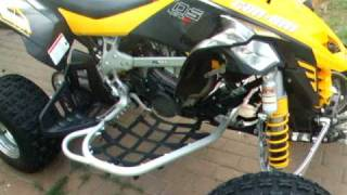 9. can am ds450 hmf