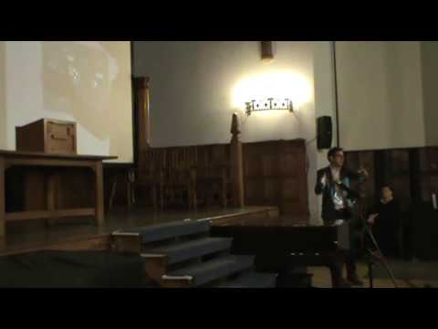 Professor Jeff Forshaw Universal Lecture at Bolton School Pt 3