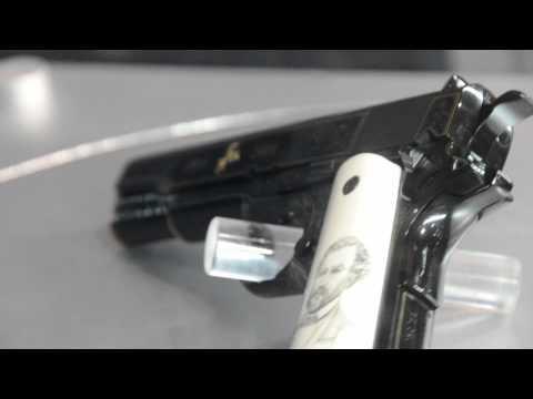 Colt Limited Edition 1911 - SHOT Show 2011
