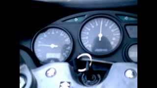 5. Speed OMeter on 2005 Katana 750