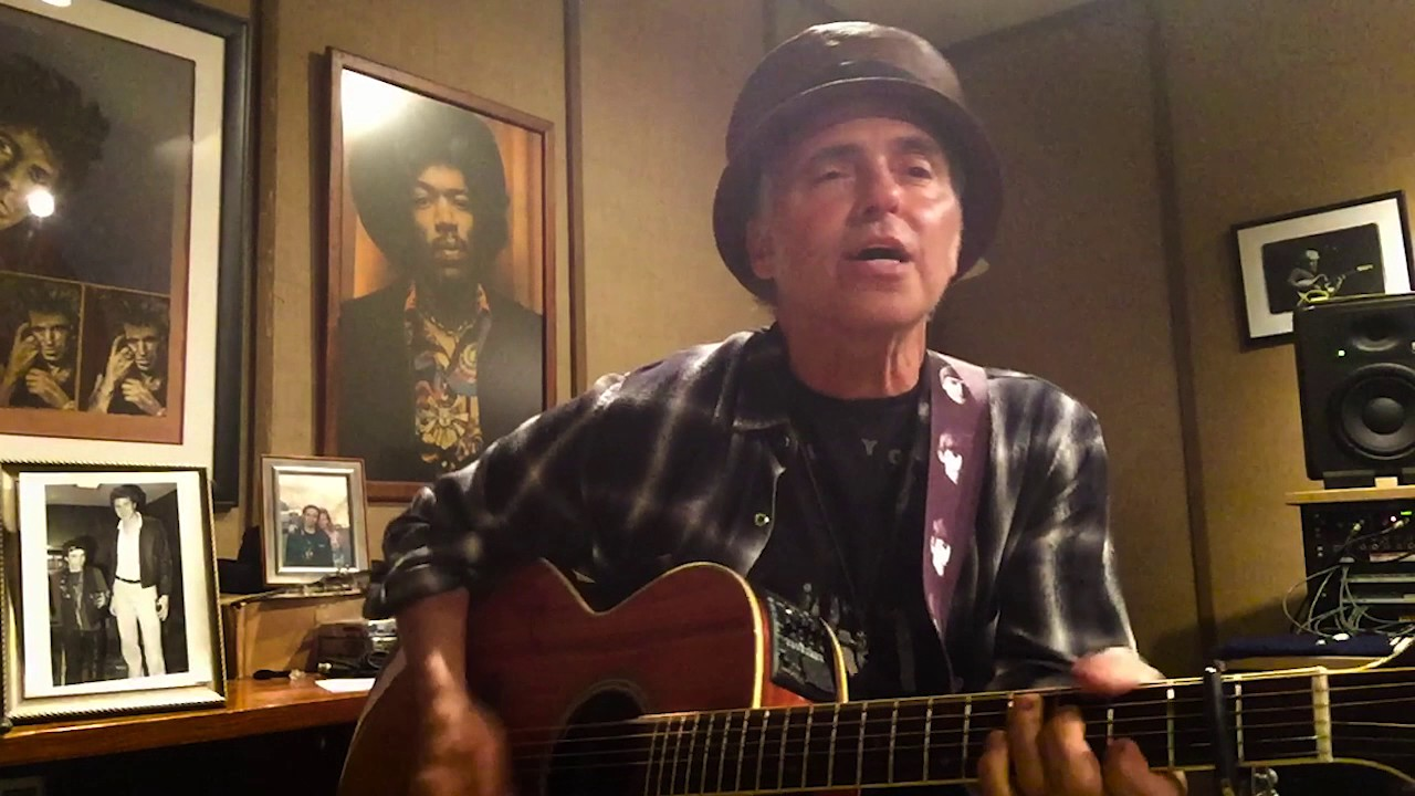 Wizards Fever By Nils Lofgren
