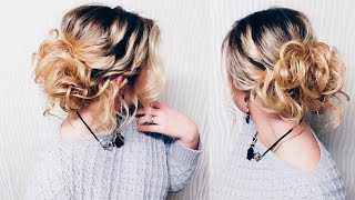новогодние прически 2014 на средние волосы с челкой