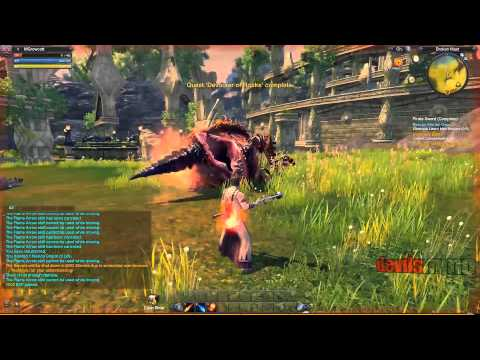 RaiderZ Gameplay Review – Monster Hunting MMO